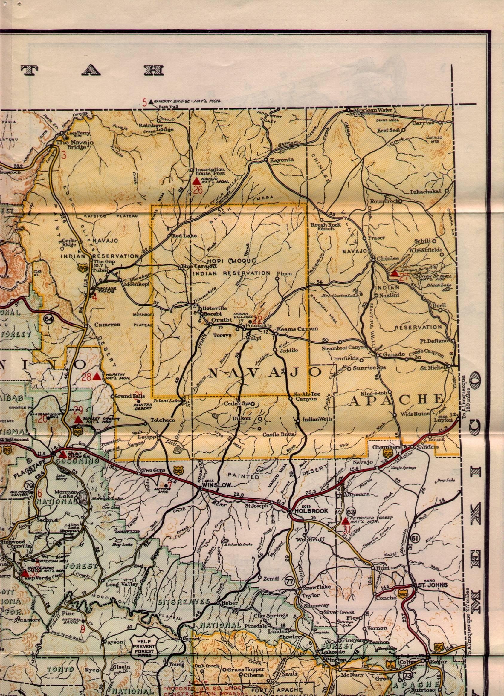 Map Of Arizona Kingman.Maps