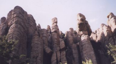 [Organ Pipe formation]
