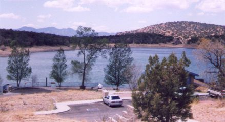 [Parker Canyon Lake]