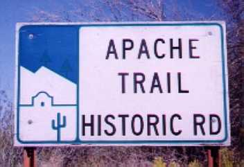 [Apache Trail Historic Road]