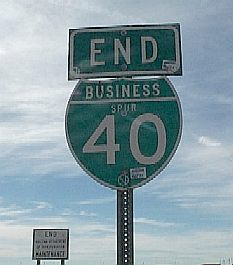 [Business Spur I-40]