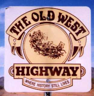 [The Old West Highway]
